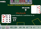 Flash casino blackjack game