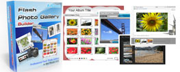A4Desk Flash Photo Gallery Builder